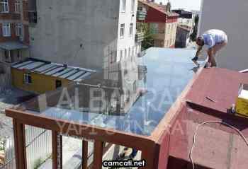 sabit cam cati6 - Sabit Cam Çatı
