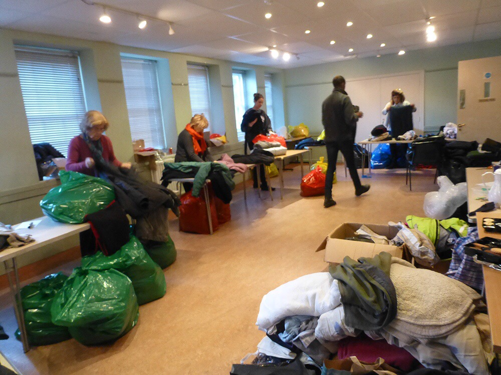 Warm winter coats needed for a worthy cause