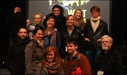 College of the Atlantic students, Camden Conference 2013