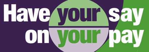 Have your say On your pay