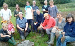 Volunteers  - cropped 12-07-09
