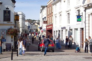 wadebridge town centre