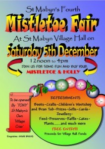 St-Mabyn-mistletoe-fair-2009
