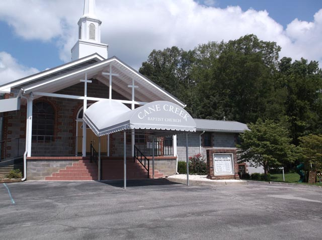 Churches Camel Awning Amp Metal Canopy
