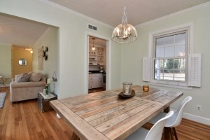 750 Magnolia St view of dining room