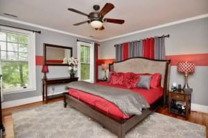 903 West End Blvd, WS, master suite