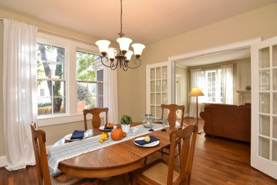 1800 Polo Road, Winston Salem, For Sale, dining room