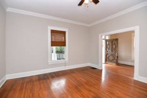 825 W 6th St, Historic West End, Winston Salem, living room
