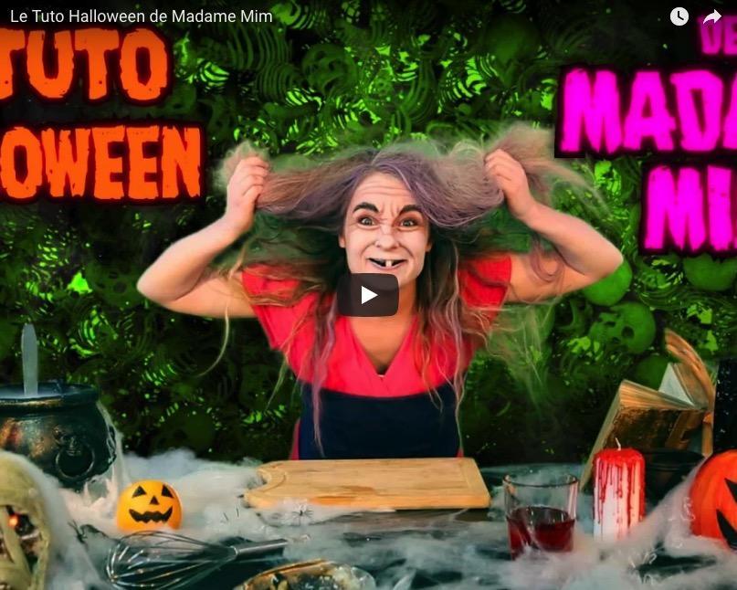 video halloween