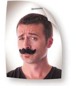 moustaches classy