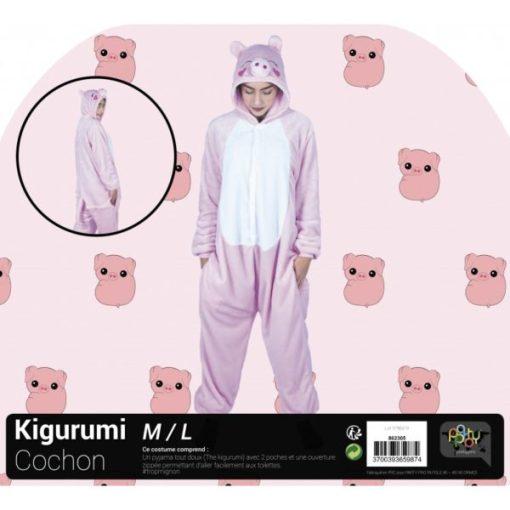 kigurumi cochon
