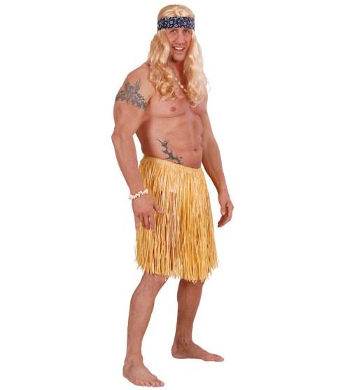jupe hawaïenne