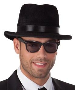 lunettes noires blues brothers