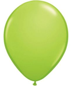 ballon vert anis