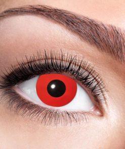 lentilles diable rouge