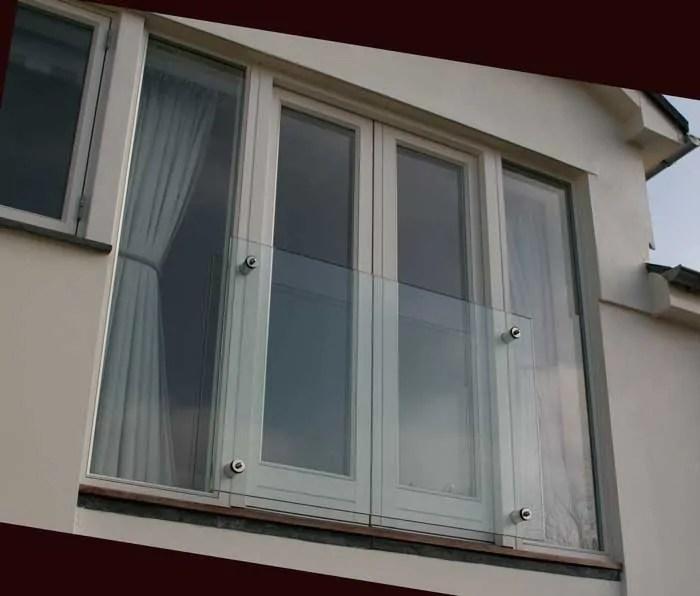 Juliet Balcony Glass Balcony Systems Cornwall Devon