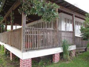 Camelia House Porch Lafayette, LA
