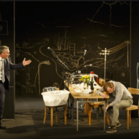 Un ennemi du peuple/ an enemy of the people, Henrik Ibsen, Thomas Ostermeier, Barbican 2014, de l'engagement au théâtre.