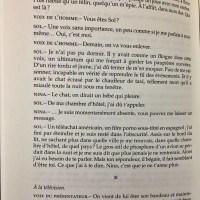 #14 Premières lignes, Chelsea Hotel, Jean-Pierre Cannet, Éditions Théâtrales