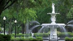 fountain-in-savannah