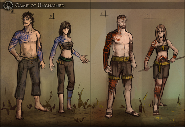 Picts Camelot Unchained