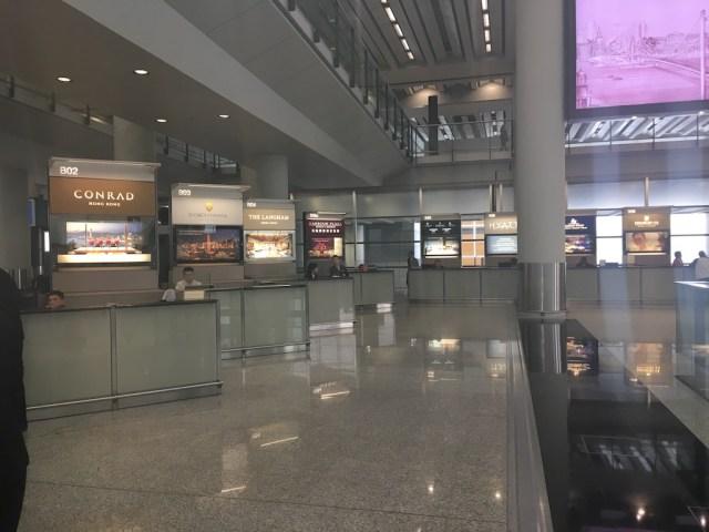 Hotel Shuttle Buses Hong Kong Airport