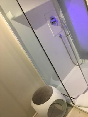 Barcelo Raval Shower