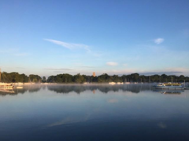 Ranworth Broad Morning Mist