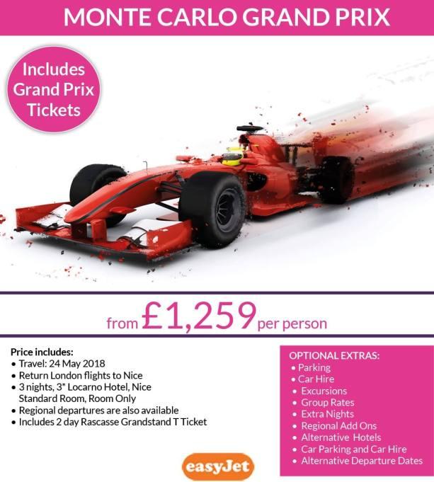 Monte Carlo Grand Prix F1