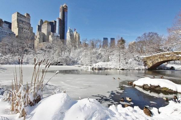 Christmas city break