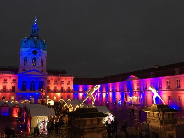 Schloss Charlottenburg Weichnachtsmarkt