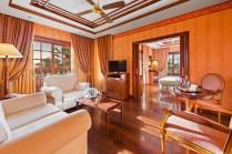 Living Area Suite Prestige Elba Palace Golf & Vital Hotel
