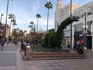 Santa Monica Shopping