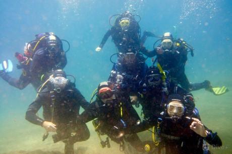 Diving Centre Boldon at Museo Atlantico