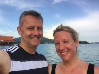 Mr & Mrs McGillion Berjaya Langkawi Resort