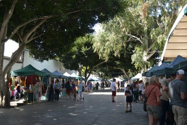 Haria Market
