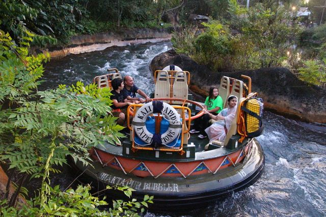 Orlando's amusement parks - Disney Animal Kingdom