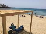 Playa Blanca Town Beach