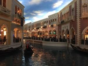 The Venetian Gondola Las Vegas