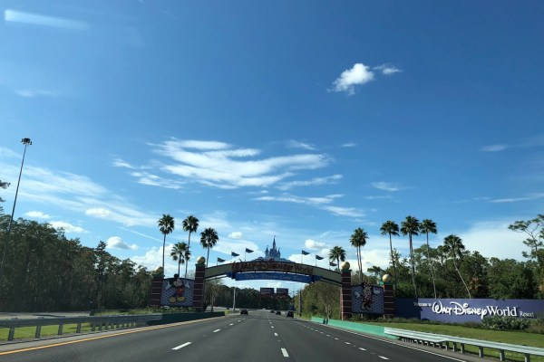 Welcome Walt Disney World