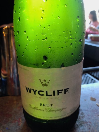 Wycliff California Champagne