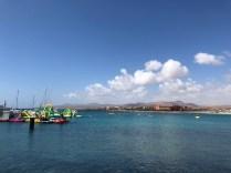 Sheraton Fuerteventura from the marina