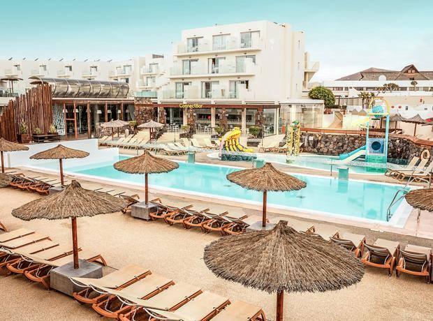HD Beach Resort Hotel Costa Teguise