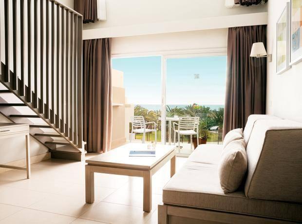 Minimalistic furnishings HD Beach Resort