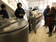 Beltaine Brewery tour