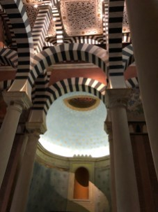 The chapel at Racchetta Mattei
