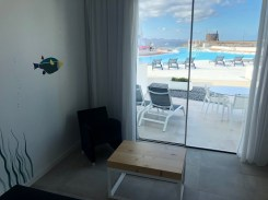 Suites terrace view
