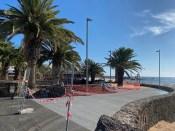 Paseo Playa Las Cucharas