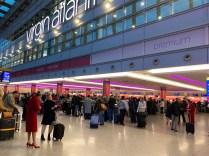 Terminal 3 Heathrow