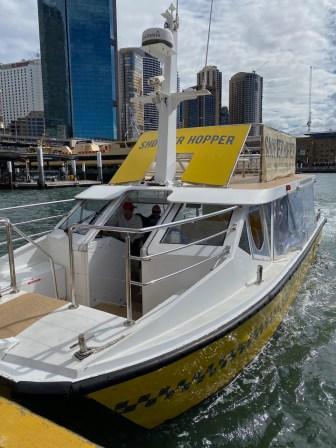 Shopper Hopper ferry
